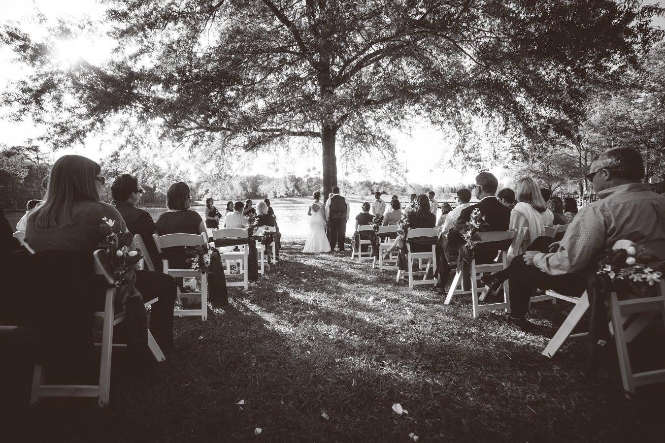 outdoor wedding venue williamsburg virginia