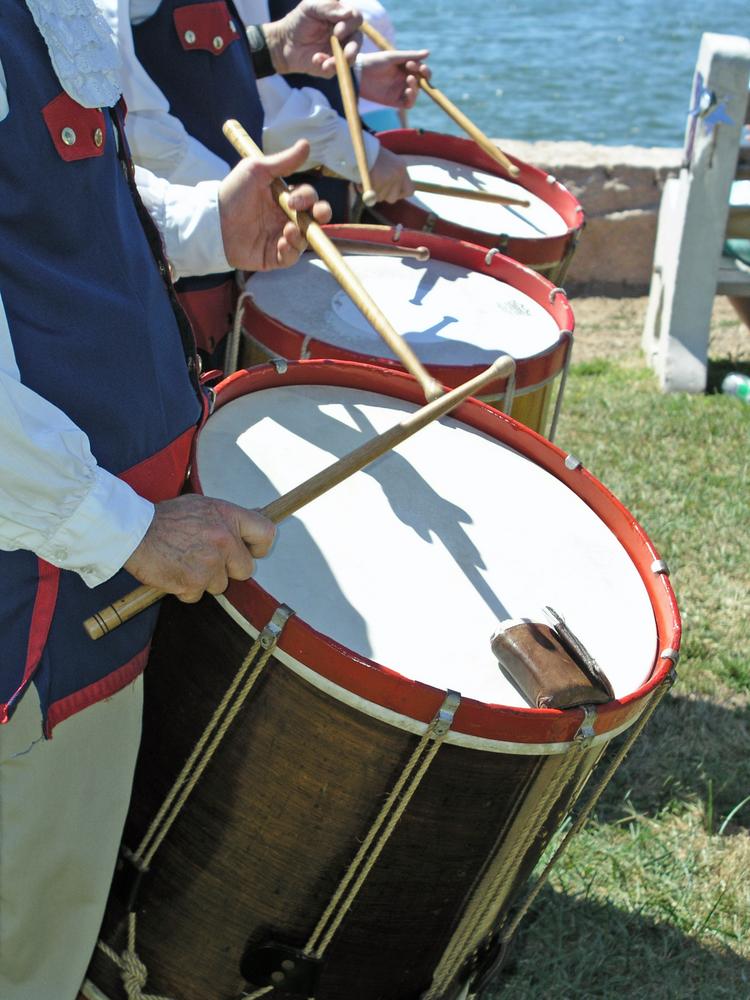 colonial wedding band williamsburg virginia
